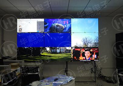 西南科技大学液晶拼接屏