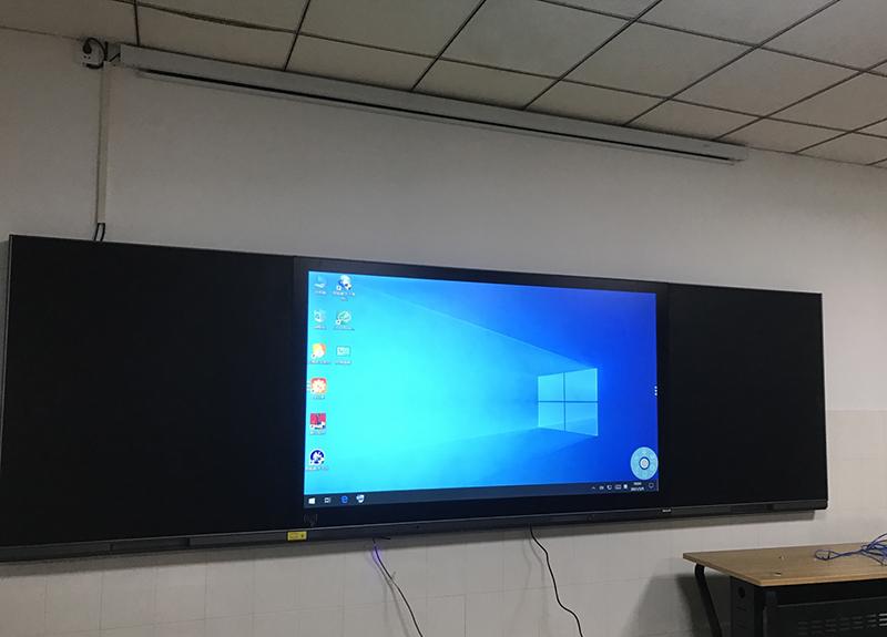 智慧黑板在校园运用情况